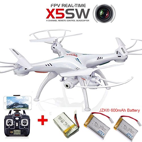 syma x5sw wifi fpv drone avec camera live video rc. Black Bedroom Furniture Sets. Home Design Ideas