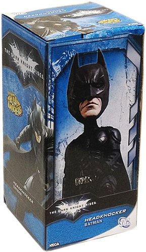 Neca Dark Knight Rises - Bobble Head Knocker - Batman at Gotham City Store