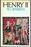 Henry II (0520022823) by Wilfred Lewis Warren