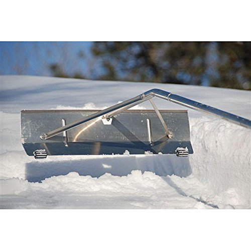 Garelick-21-foot-Long-Roof-Snow-Rake-Prevent-Costly-Leaks-And-Stress-Related-Roof-Damage