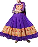 Jiya Women Net Dress(BTSTDRY9064 ,Purple)