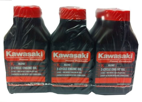 Kawasaki 99969-6082C KTECH 2-Cycle Oil 6pk - 2.6oz Replaces 99969-6082 (Briggs 2 Cycle compare prices)
