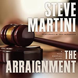 The Arraignment Audiobook