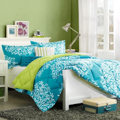 Teen Girl Bedding 4510 back