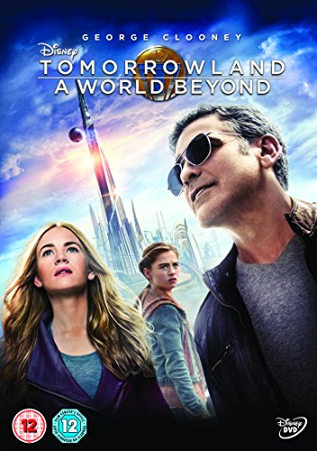 Tomorrowland: A World Beyond [DVD]