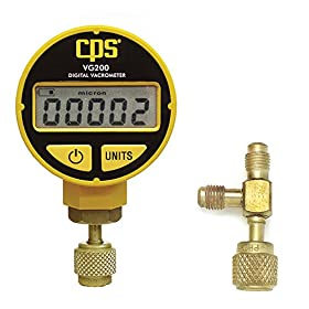 CPS VG200 Digital Vacuum gauge