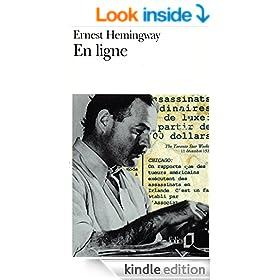 En ligne. Choix d'articles et de d�p�ches de quarante ann�es (Folio) (French Edition)