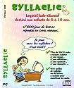 Logiciel ludoéducatif et scolaire pour enfants de 6 à 12 ans.