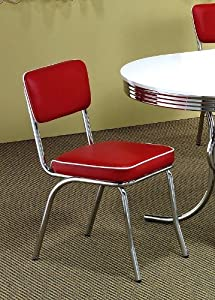Retro Kitchen Chairs Amazon