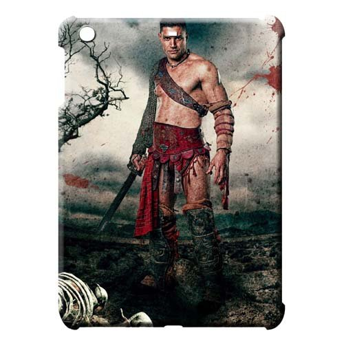 [Spartacus Blood and Sand Cases Covers For Ipad Ipad carrying skins Durability forever iPad Air / iPad] (Spartacus Outfit)