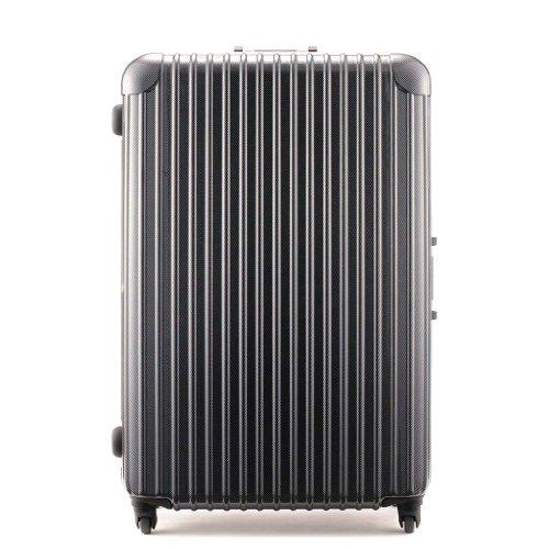 (ワールドスカイ) WORLD SKY AIR TRAVELER(エアートラベラー) スーツケース AT-78-013 EX BLACK(エクストラブラック) LLサイズ(78cm)/約113L [並行輸入品]