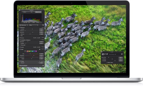 Apple MacBook Pro ME664LL/A 15.4-Inch Laptop with Retina Display (NEWEST VERSION)