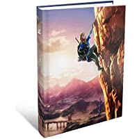 The Legend of Zelda: Breath of the Wild: The Complete Hardcover Official Guide Collector's Edition