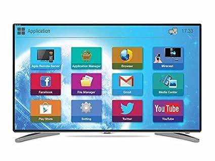 Mitashi MiDE043v20 43 Inch Smart Full HD LED TV Image