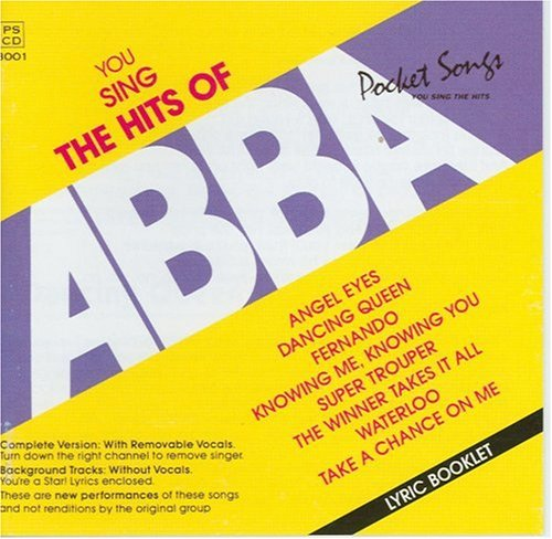 Abba - Karaoke: Sings The Hits Of ABBA - Zortam Music