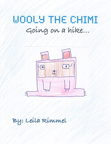 wooly-the-chimi-going-on-a-hike-wooly-in-the-woods-book-1-english-edition