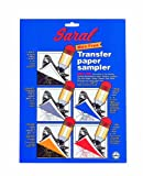 Saral Transfer (Tracing) Paper transfer paper sampler pack of...