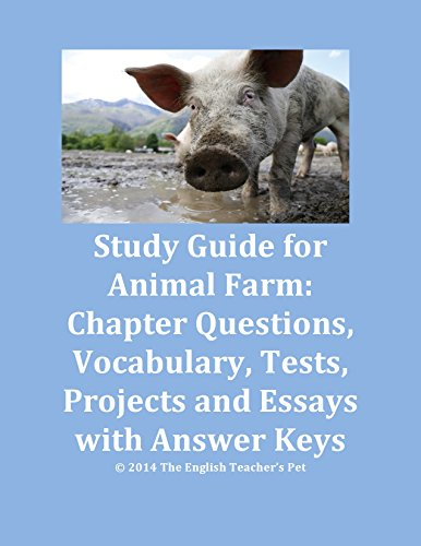 Animal Farm Essay Topics