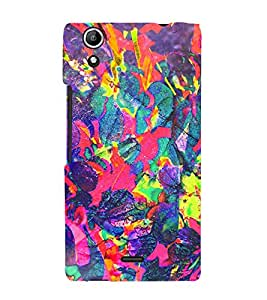 EPICCASE dragon painting Mobile Back Case Cover For Micromax Selfie 2 Q340 (Designer Case)