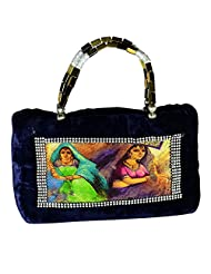 Arisha Kreation Co Women's Handbag (Neay Blue )