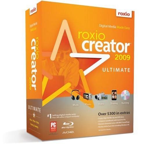 Roxio Creator 2009 Ultimate free course online