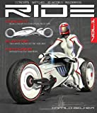 Acquista Ride: Futuristic Electric Motorcycle Concept