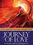 img - for Journey of Love Oracle: Ancient Wisdom and healing messages from the Children of the Night book / textbook / text book