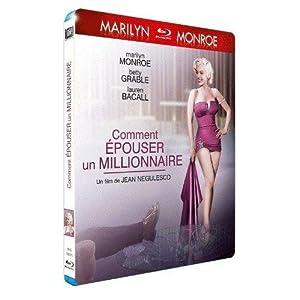 Comment épouser un millionnaire [Blu-ray]