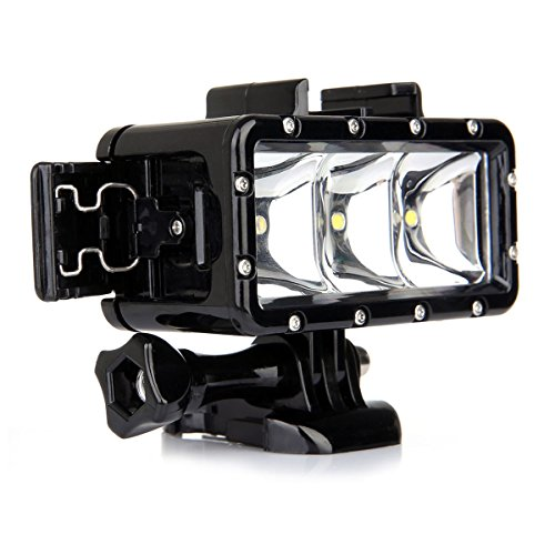 Lightdow-Waterproof-Underwater-Diving-LED-Video-Light-for-LD4000-LD6000-LD-4K-Gopro-Hero-1-2-3-3-4-SJCAM-SJ4000-SJ6000