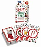 51L2s1oY9wL. SL160  I Spy Holiday Wishes Card Game