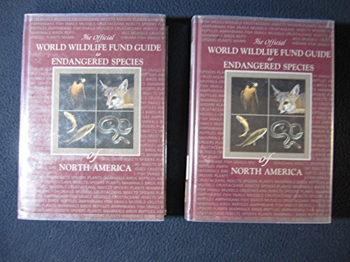 the-official-world-wildlife-fund-guide-to-endangered-species-of-north-america-volumes-1-and-2