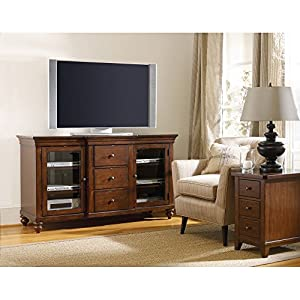 Hooker Furniture Wendover 64 Inch Entertainment Console Home Entertainment Centers