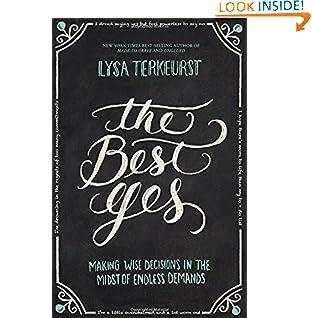 Lysa TerKeurst (Author) (131)Buy new:  $15.99  $9.83 78 used & new from $8.07
