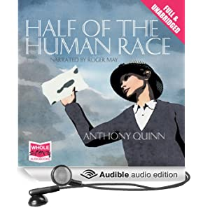 Half of the Human Race (Unabridged)