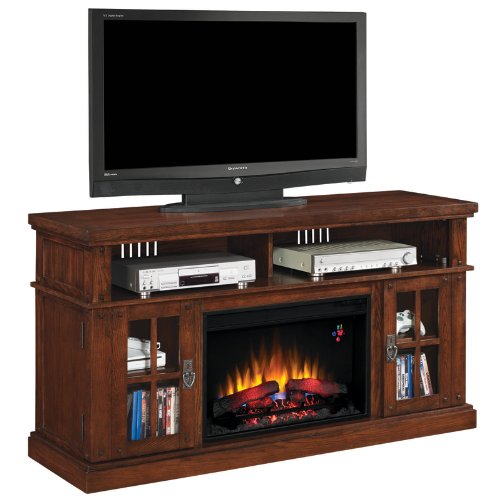 Dakota Media Mantel In Caramel Oak 26Mm1066-O128 Mantel Only