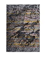 RugSense Alfombra Fashion (Gris/Multicolor)