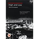 High and Low [DVD] [1963]by Toshir� Mifune