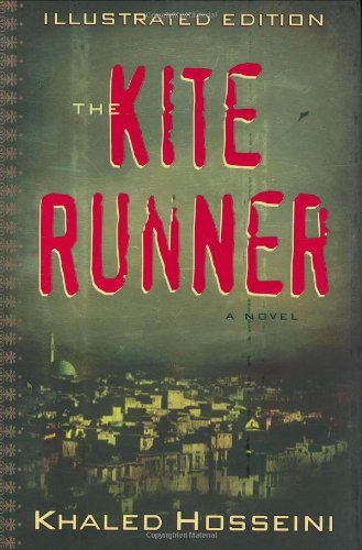 Cover of The Kite Runner, Illustrated Edition