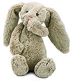 Jellycat® Bashful Beige Bunny, Medium - 12 Size: Medium - 12 (Baby/Babe/Infant - Little ones)