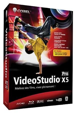 Corel VideoStudio Pro X5