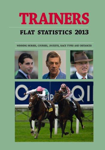 Trainers Flat Statistics 2013