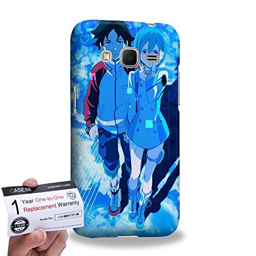 Case88 [Samsung Galaxy Core Prime G360] 3D stampato Custodia/Cover Rigide/Prottetiva & Certificato di garanzia - Eureka seveN AO ASTRAL OCEAN Eureka Thurston Renton Thurston 2018