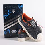 ADIDAS STAR WARS TRAINERS SUPERSTAR 2 ORIGINALS 13uk 48 2/3eu 13.5us ROGUE SQUADRON