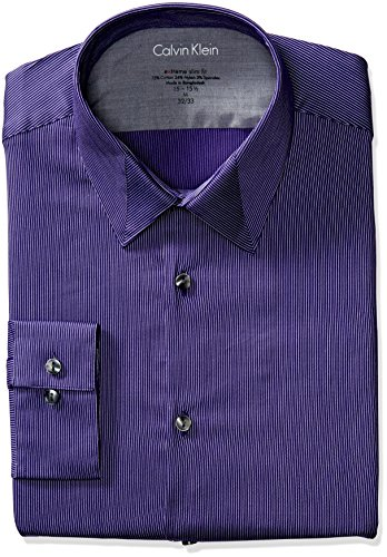 Calvin-Klein-Mens-Stretch-Xtreme-Slim-Fit-Stripe-Point-Collar-Dress-Shirt