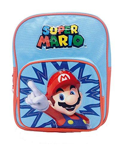 Zaino Asilo Super Mario Kids