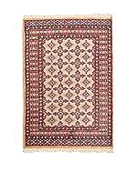 Navaei & Co. Alfombra Kashmir Rojo/Multicolor 122 x 77 cm