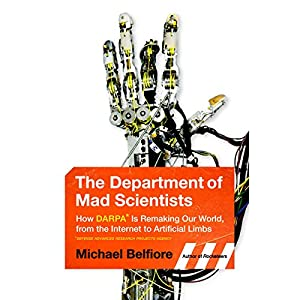 The Department of Mad Scientists Audiobook