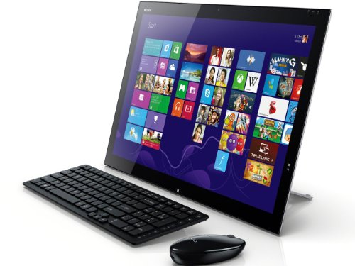 Sony (VAIO) VAIO business VAIO Tap 21 (21.5 widescreen and touch /Win8.1Pro64/Ci5/4GB/500GB) black SVT2122SBJ