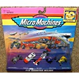 Micro Machines Quarter Milers #16 Collection