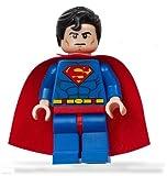 レゴ DCユニバース スーパーヒーローズ スーパーマン キーチェーン / LEGO DC UNIVERSE SUPER HEROES Superman Key Chain 853430 [国内流通正規品] ジャスティス・リーグ/The Justice League of America